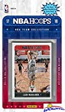 Chicago Bulls 2017/18 Panini Hoops NBA Basketball EXCLUSIVE Factory Sealed Limited Edition 9 Card Team Set with Lauri Markkanen ROOKIE, Justin Holiday & Many More! Shipped in Bubble Mailer! WOWZZER!