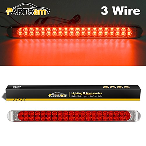 universal 3rd brake light led - 9