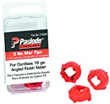 paslode parts - Paslode 219236 16-Gauge Angled Finish Nailer No-Mar Tips