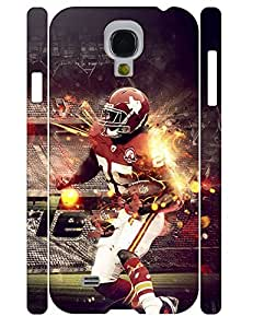 Brave Sports Guy Shot Design Durable TPU Phone Protective Case for Samsung Galaxy S4 I9500