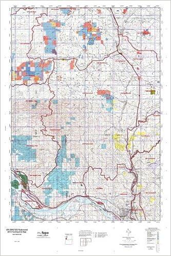 WA GMU 530 Ryderwood Hunt Area / Game Management Units (GMU) Map ...
