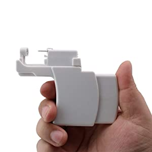 Reusable Ears Piercing Gun Booster,Home Piercing Gun use Artifact