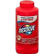 Best Resolve Carpet Cleaner Moist Powder