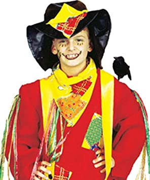 Kostum Vogelscheuche Tim Kind Junge Madchen Grosse 164 Karneval
