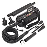 DATA-VAC Pro 2 Professional Cleaning System with Carrying Case, Black (Case of 2)