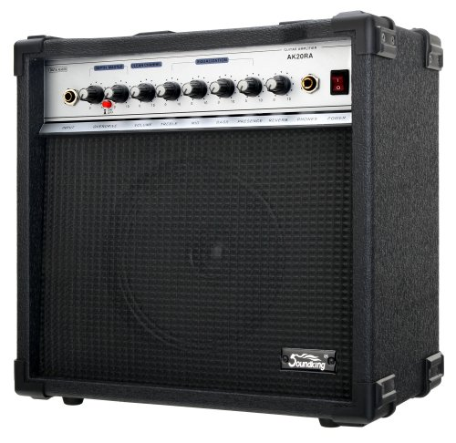 Soundking AK20-RA Gitarrencombo 2-Kanal, 60 Watt