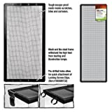 ENERGY SAVERS UNLIMITED,INC. - SCREEN COVER METAL BLK 36X12