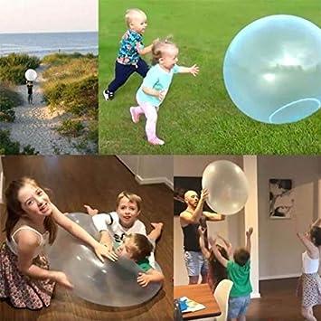 Gigante Bola Inflable de Agua Bubble Ball Burbujas Globo Grande en ...