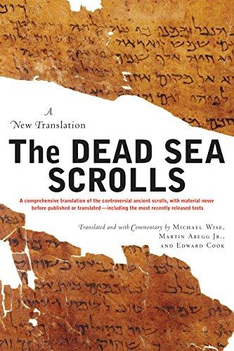 The Dead Sea Scrolls: A New Translation (Best Dead Sea Scrolls Translation)