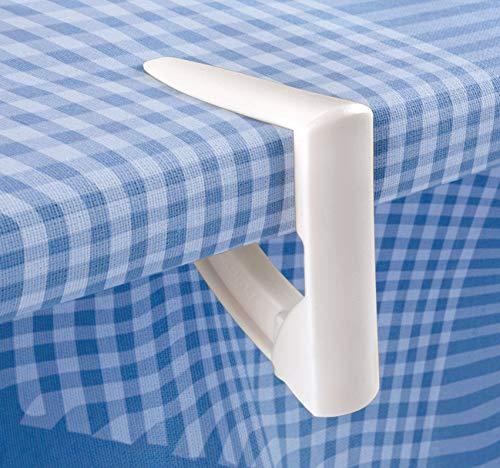 Tescoma Allzweck-Tischdeckenklammern Presto 4/St/ück
