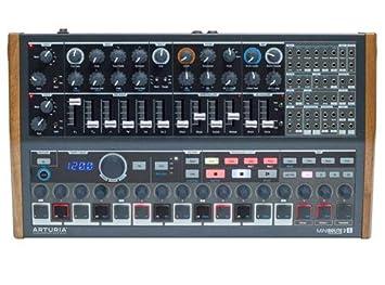 Modulo de sonidos o sintetizador Arturia MINIBRUTE 2S: Amazon.es: Electrónica