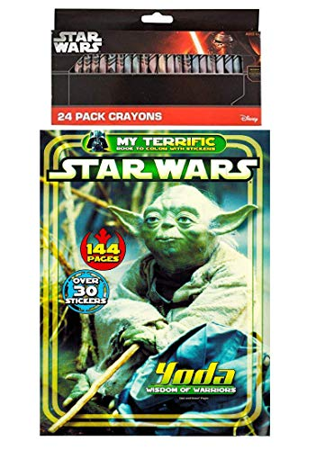 Peace River Designs Star Wars Crayons and Star