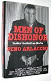Men of Dishonor, Antonino Calderone, Pino Arlacchi, 068804574X