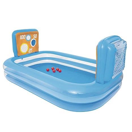 LIJUEZL Piscinas inflables para niños 3 años, niños Piscina rafts ...