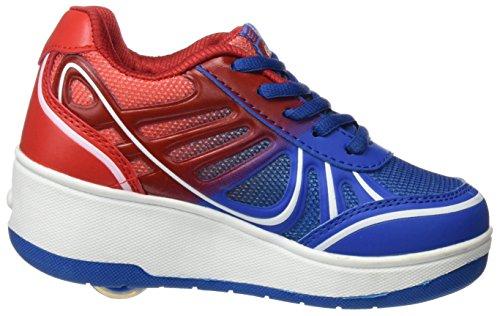 BEPPI Casual 2150400, Zapatillas de Deporte para Niños Azul (Blue)