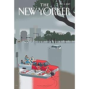The New Yorker, September 11th 2017 (Alexis Okeowo, Rachel Aviv, Vinson Cunningham) Periodical