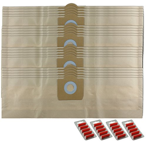Bush Wet And Dry Vacuum Cleaner Bags - 3