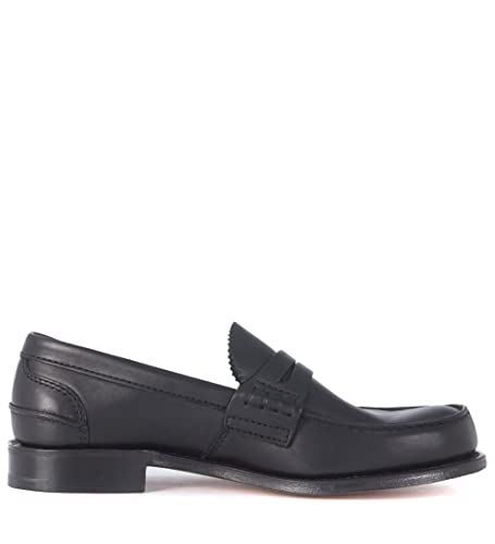 3cc8b213ecf Church s PEMBREY Loafers in Black Leather