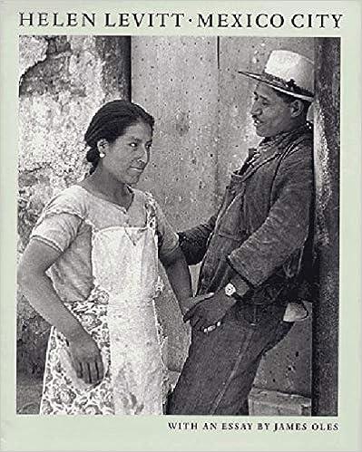 Helen Levitt Mexico City