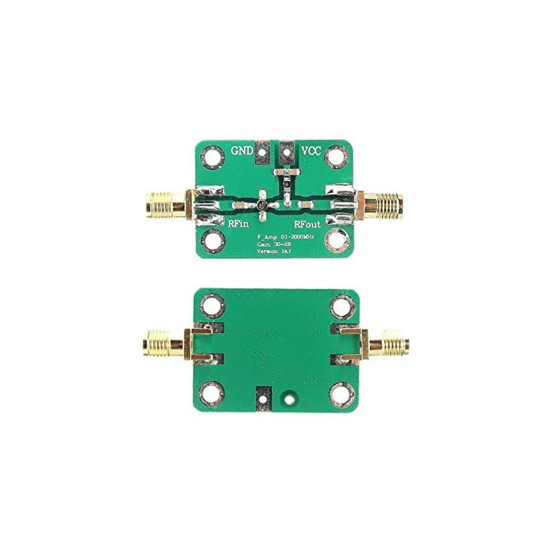 HiLetgo 0.1-2000MHz RF WideBand Amplifie