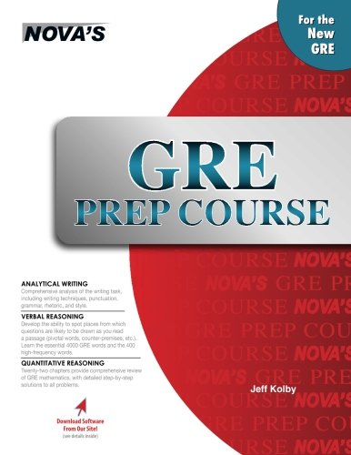 GRE Prep Course Jeff Kolby product image