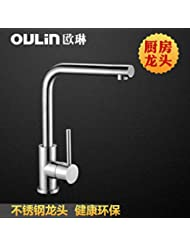 Lead Free Faucet Brushed Stainless Steel Sink Super Green 0 Lead
