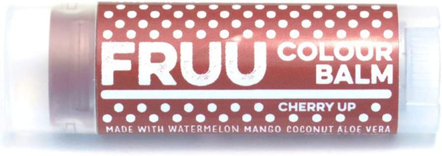 Fruu Organic Cherry Up Colour balm
