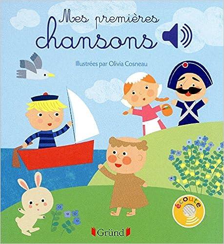 Amazon Com Mes Premieres Chansons Mes Premiers Livres