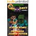 Amazing Minecraft Comics: Flash and Bones and the Enderman Zombie Potion: The Greatest Minecraft Comics for Kids (Real Comics In Minecraft - Flash And Bones Book 5)