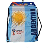 Icon Sport Argentina FIFA Official Russia 2018 World Cup Official Licensed Cinch Bag (Argentina)