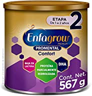 Enfagrow Premium Promental Confort Fórmula Especializada para Niños de 1 a 2 Años Lata de 567 gramos