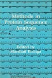 Methods in Protein Sequence Analysis, Elzinga, Marshall, 0896030385