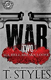 Book Cover: War 2: All Hell Breaks Loose