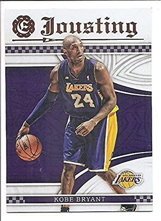 509ff67856a Kobe Bryant Los Angeles Lakers 2016-17 Panini Excalibur Basketball ...