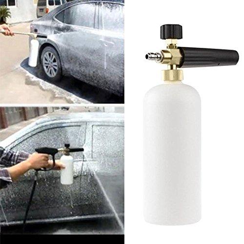 VIPASNAM-Adjustable Snow Foam Lance Washer Car Wash Gun Soap Pressure Washer Bottle New (Convertible Riding Glasses)
