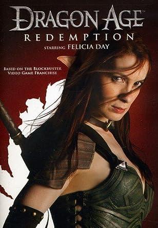 Amazon com: Dragon Age: Redemption: Felicia Day, Peter