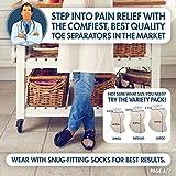 Dr. Frederick's Original Gel Toe Separators