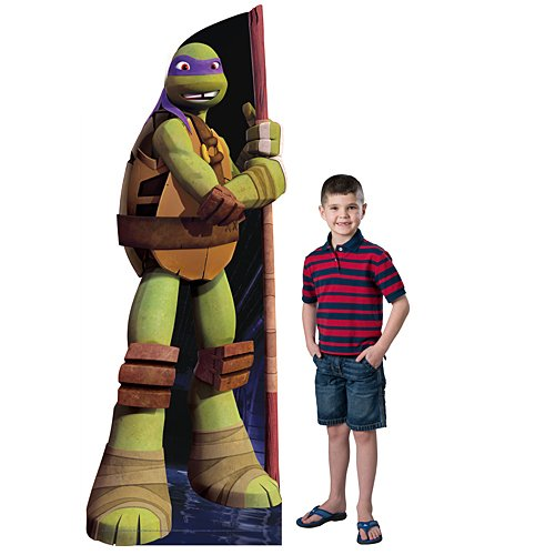 ninja turtle stand up - 3
