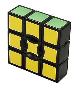 Gentosha Toys Scramble Cube - 1x3x3 (difficulty 7 of 10) (japan import)