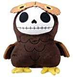 Brown Owl Hootie Furry Bones Collectible Stuffed Plush - Best Reviews Guide