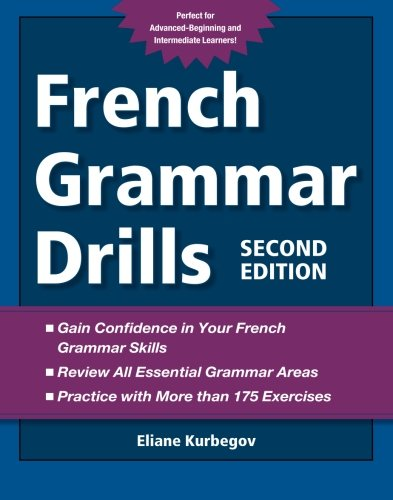 french verb drills - 6