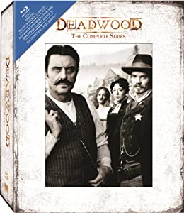 Deadwood: The Complete Series (BD) [Blu-ray] from HBO