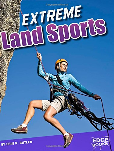 Extreme Land Sports (Sports to the Extreme) by Capstone Press (Image #3)