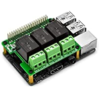 Electronics-Salon RPi Power Relay Board Expansion Module,...