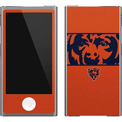 Chicago Bears Nfl Nano - Skinit NFL Chicago Bears iPod Nano (7th Gen&2012) Skin - Chicago Bears Zone Block Design - Ultra Thin, Lightweight Vinyl Decal Protection
