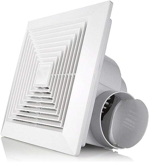 QIQIDEDIAN Ventilador del Extractor Ventilador del Techo ...