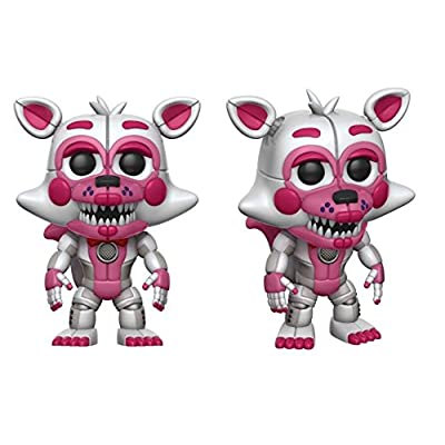 Funko Pop! Games Sister Location Funtime Foxy Collectible Figure: Funko Pop! Games:: Toys & Games