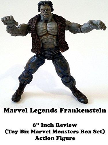 Review: Marvel Legends Frankenstein 6