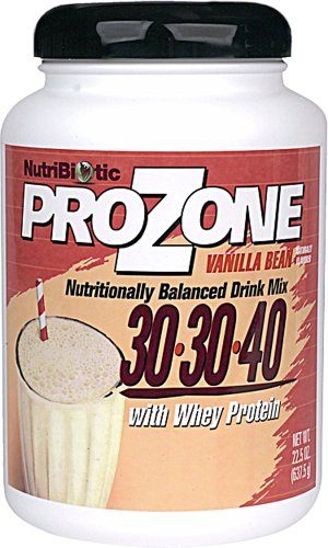 Nutribiotic Prozone Nutritional Drink, Vanilla Bean, 22.5 Ounce
