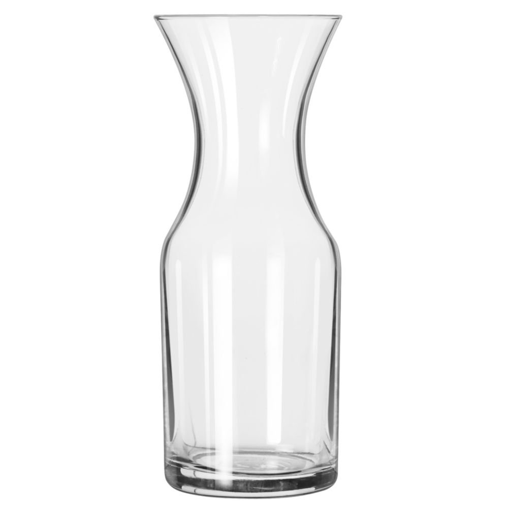 Libbey 782 Glass 10.75 Ounce Wine Decanter - Dozen